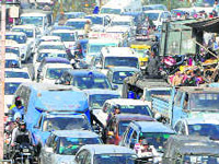 Car sales dip in city as more opt for public transport
