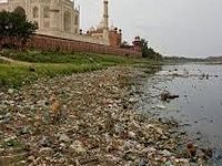 NGT raps civic bodies in Agra over waste around Taj Mahal