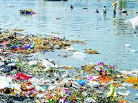 '80 tonnes of debris removed from Yamuna floodplains after idol immersion,' Delhi Development Authority tells NGT