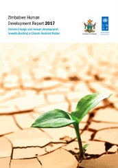 Zimbabwe human development report 2017: climate change and human development - towards building a climate resilient nation