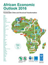 African Economic Outlook 2016: sustainable cities and structural transformation