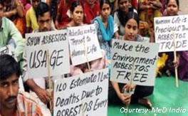 India Agrees to Chrysotile Asbestos Listing
