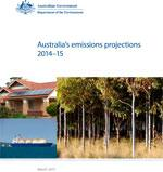 Australia's emissions projections 2014–15