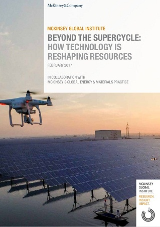 Beyond the supercycle: how technology is reshaping resources