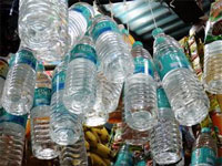 Drinking water bottles to come under the scanner
