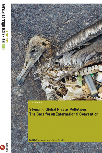 Stopping global plastic pollution: the case for an International Convention