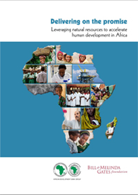 Delivering on the promise: leveraging natural resources to accelerate human development in Africa