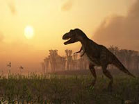 Drastic climate change thanks to soot from meteorite impact may have wiped out dinosaurs