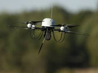 Unmanned drones to keep watch over forests