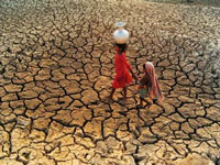 Drought: Disaster Mitigation Project launched in A.P.