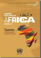 Economic development in Africa report 2017: tourism for transformative and inclusive growth