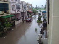 Flood-like situation in Vidarbha region due to incessant rain