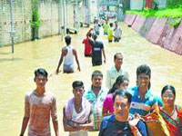 Rain fury in northeast: 70,000 hit, 4,000 more displaced