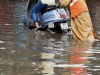 Mumbai rains: Highest 12-hour rainfall since 2005