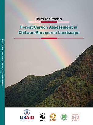 Forest carbon assessment in Chitwan-Annapurna landscape