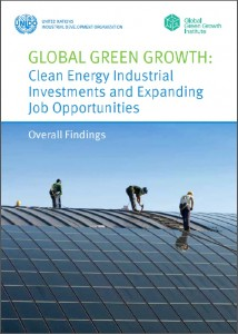 Global green growth: clean energy industrial investment and expanding job opportunities