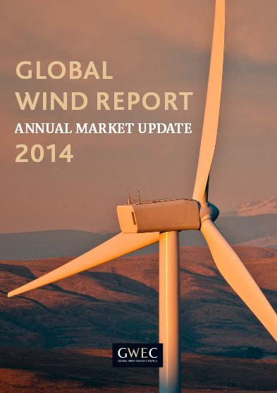 Global wind report 2014
