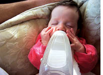 Bisephanol A in feeding bottles raises scare