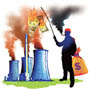 US bank uses carbon smokescreen