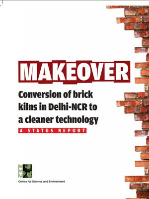 MAKEOVER: Conversion of brick kilns in Delhi-NCR to a cleaner technology - a status report