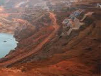 Iron ore mining declines in Odisha