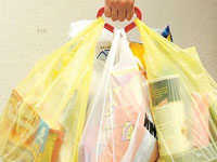 Plastic ban only on paper? Rampant use of polythene bags at Numaish