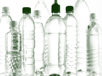 Over-use of plastic bottles hurts health