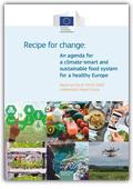 Recipe for change: An agenda for a climate-smart and sustainable food system for a healthy Europe