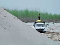 Illegal sand mining near Narora: Petitioner alleges 'threat'
