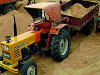 NGT notice to UP govt for illegal sand-mining in Sambhal