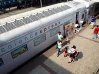 Exhibition on wheels: Science Express to cover around 70 stations across India