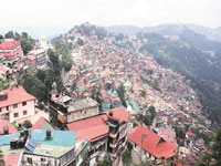 Parched Shimla a tale of environmental degradation