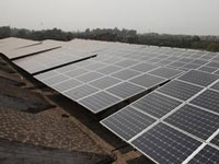Maharashtra will give spinning mills subsidies to set up solar power plants