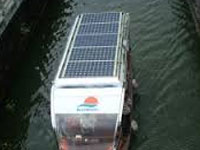 Eco-friendly solar boats to set sail at Venkatapuram Cheruvu