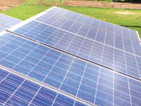 Lack of land title means no payment for solar producers