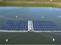 Nation's largest floating solar plant commissioned