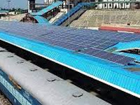 Solar power plants at 4 more stations of Ajmer division