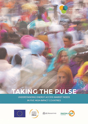 Taking the pulse: understanding energy access market needs in five high-impact countries