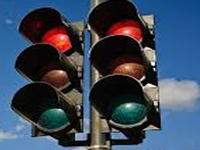MC instals solar panels on city traffic signals