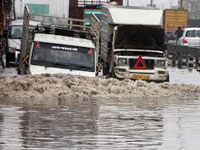 Manish Sisodia seeks reports on waterlogging within 24 hours, asks agencies to work together