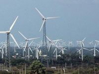 Wind power gets policy tailwind